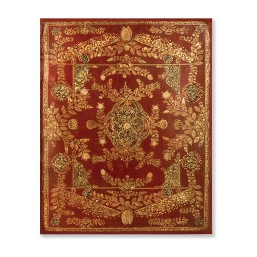 Enlightenment notesbog med smukt, hårdt omslag