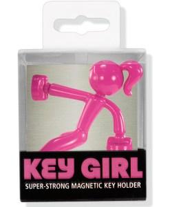 Magnetisk nøgleholder