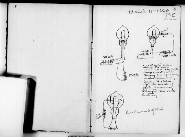 Thomas Edisons notesbøger