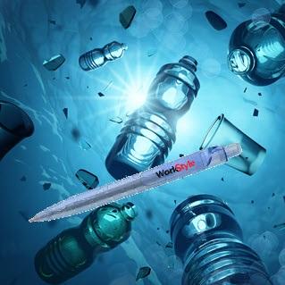 Genbrug plastik havet