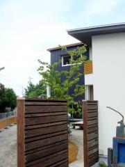 西五城の家:植栽