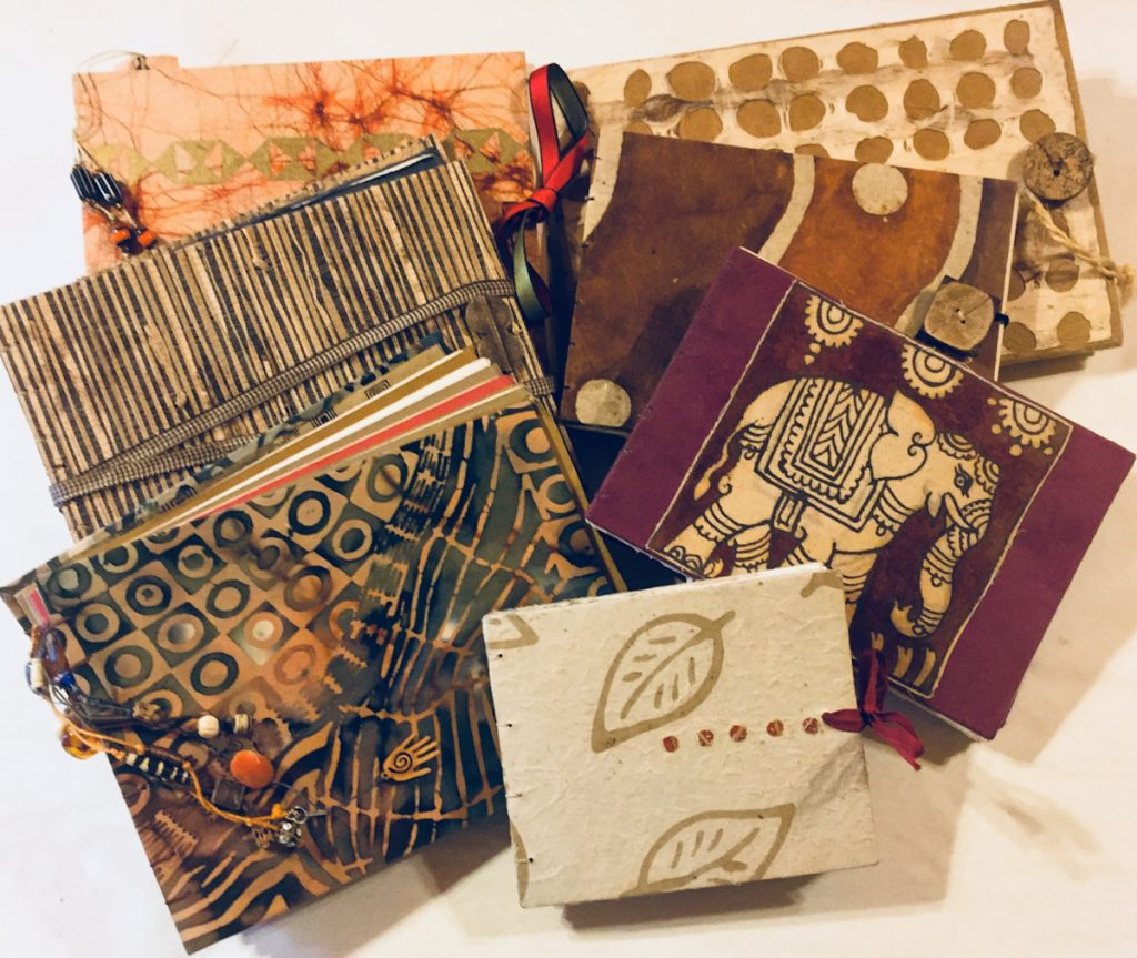 Journals by Susi Hall