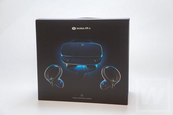 Oculus Rift S ケース 007 レビュー