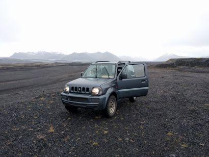Unser 4x4 Suzuki Jimney