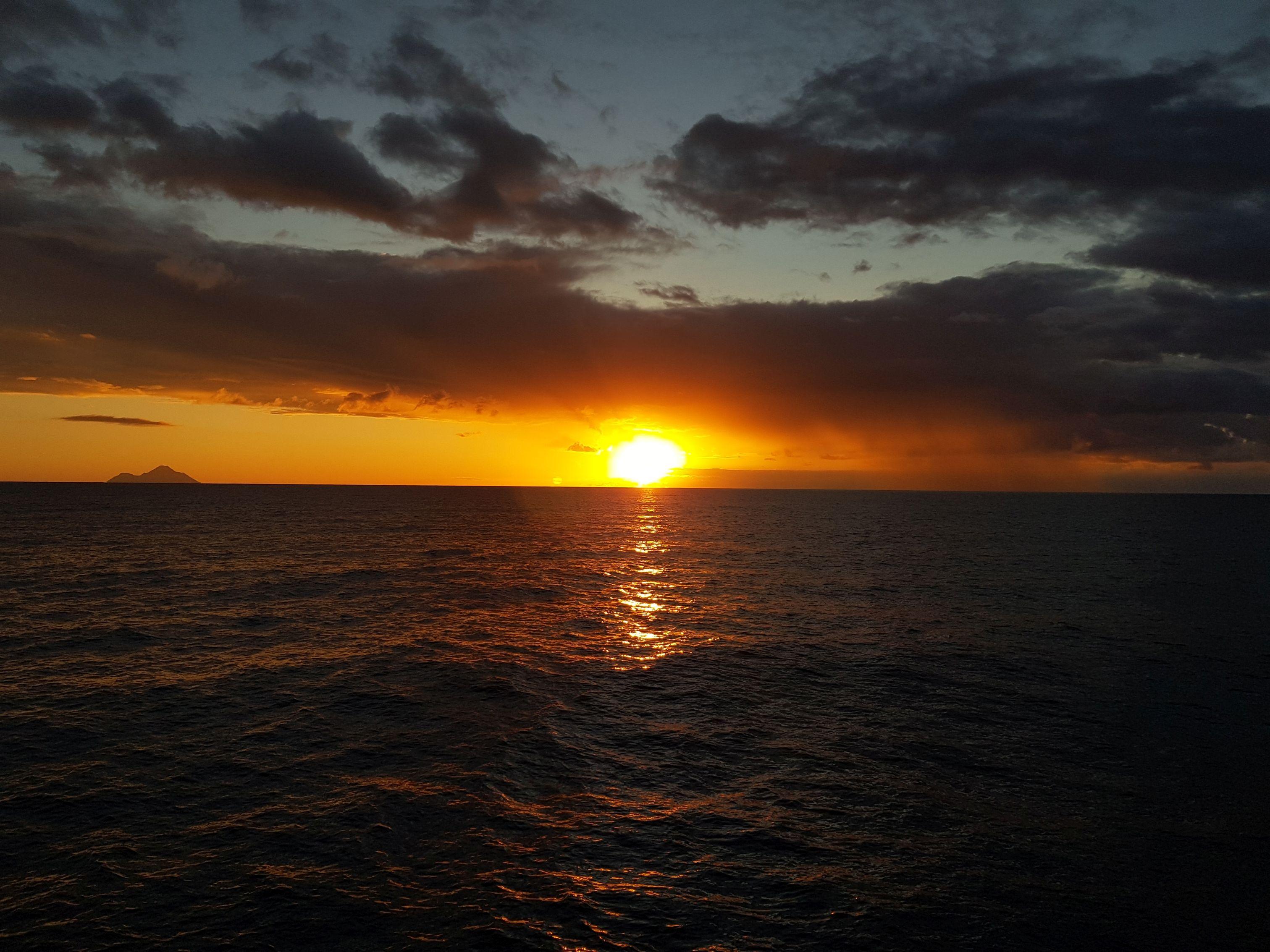 Sonnenuntergang St. Barth
