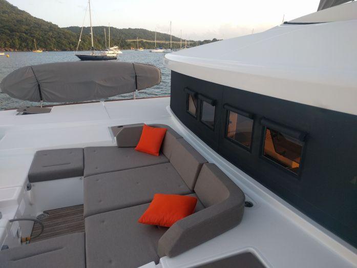 Lounge an Deck