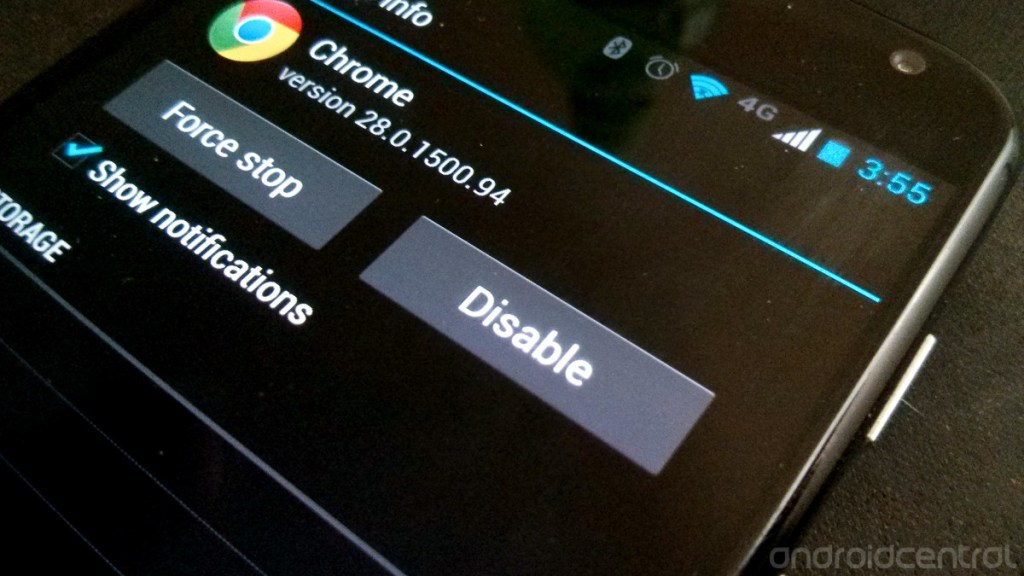 How To Disable Apps On Android Phone