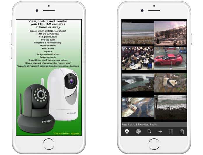 Spy Camera Apps For Android & iOS