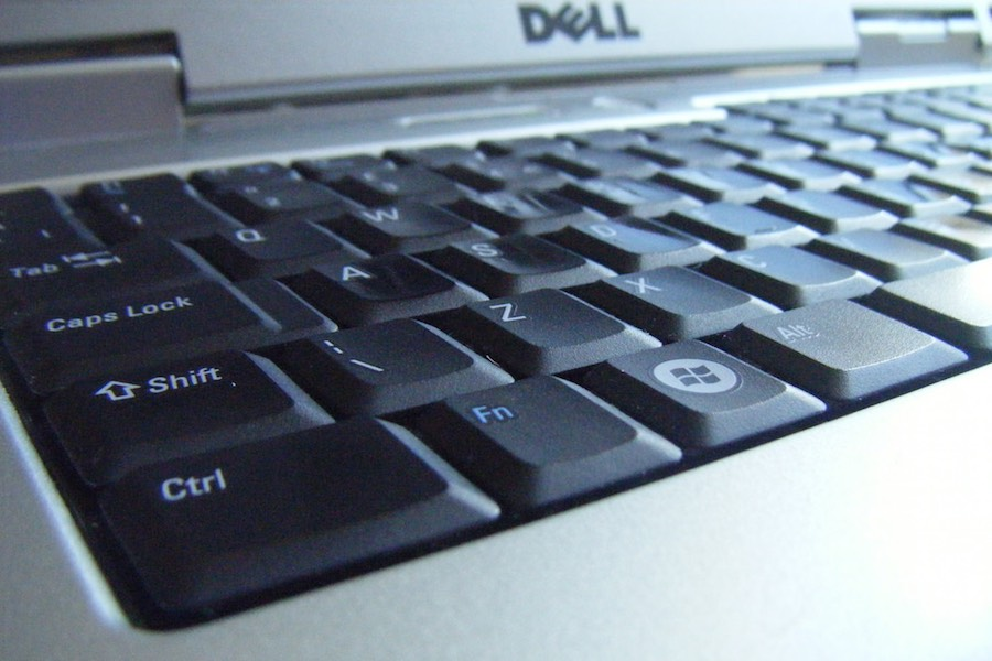 How to Find Serial Number on Dell Laptop