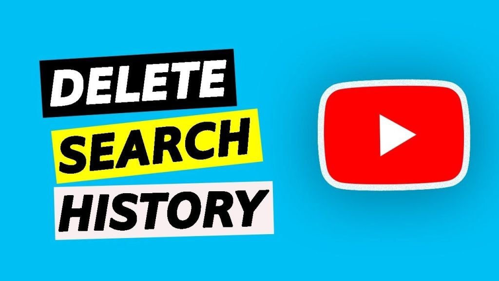 How to Delete YouTube Search history in Android Phone