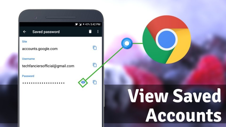 How to View And Update Passwords Saved In Google Chrome