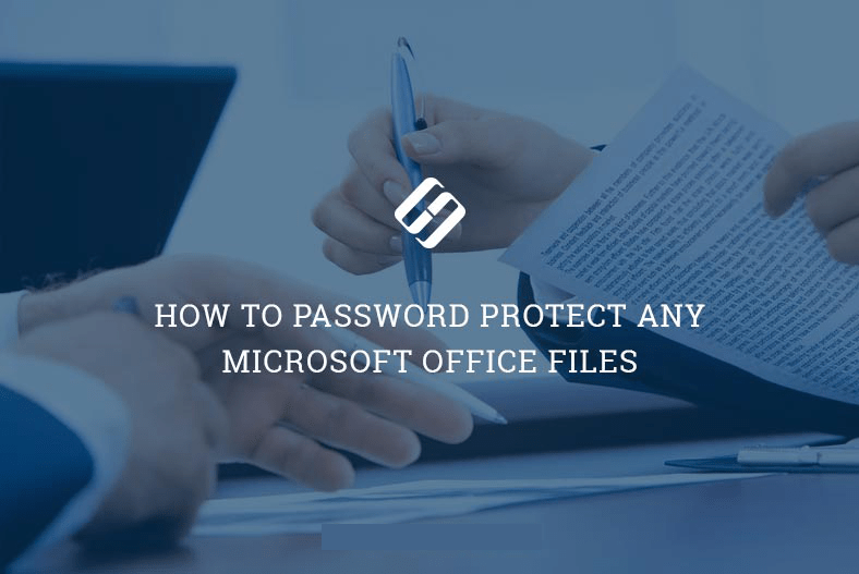 How to Protect Your Office Documents With Password