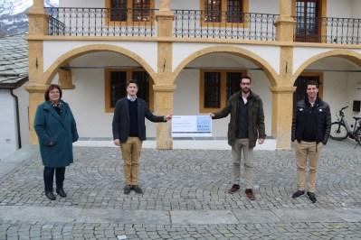 WorkWallis.ch spendet an die Winterhilfe Oberwallis