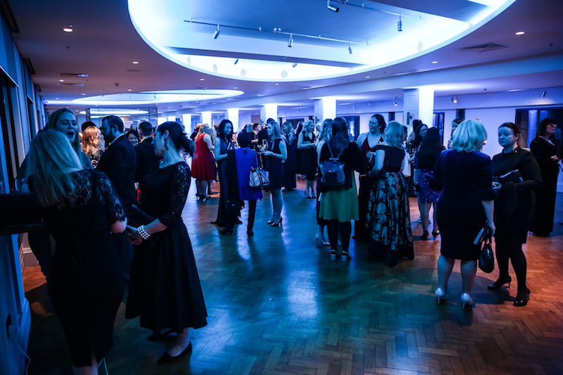 Images from the We Are Tech Women 100 Awards