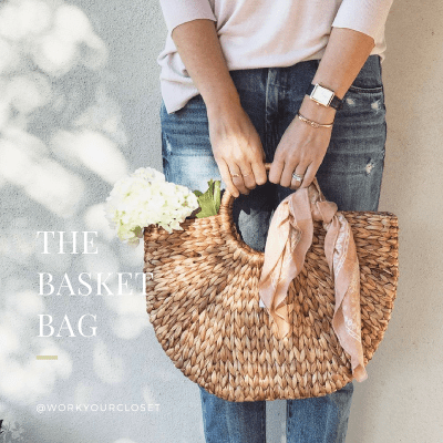 The Basket Bag