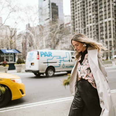 What I Wore to My First New York Fashion Week