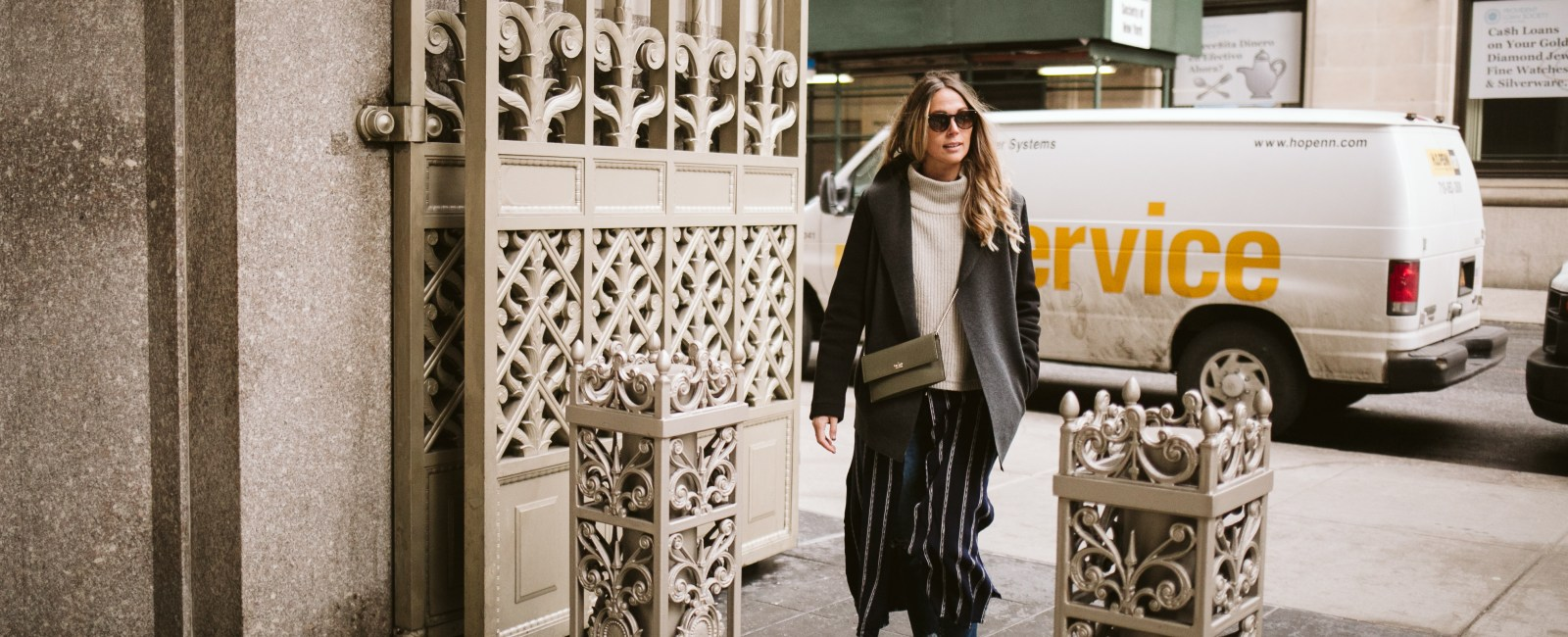 Working My Street Style at NYFW with Amazon Fashion