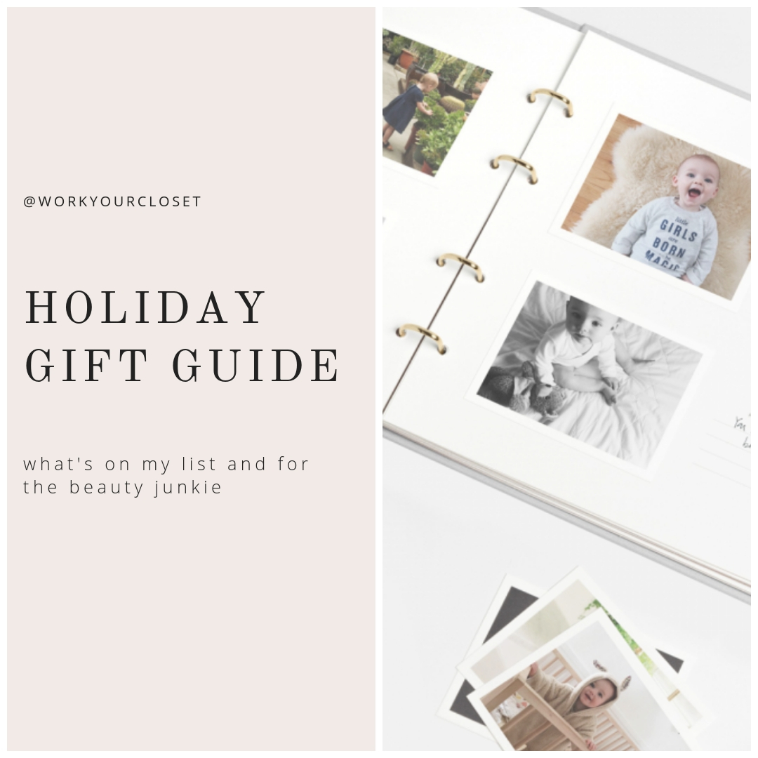 GIFT GUIDES: My Wish List & Beauty Buys