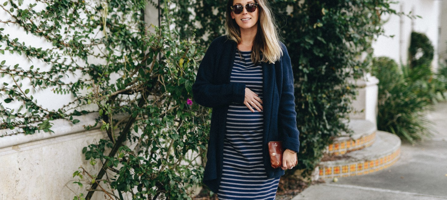 Embracing the Belly with Old Navy Maternity