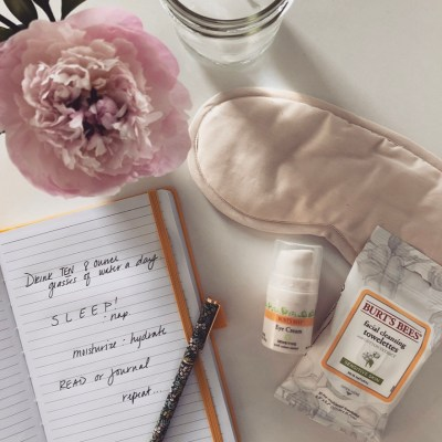 5 Ways to Focus on Self Care with Burt's Bees