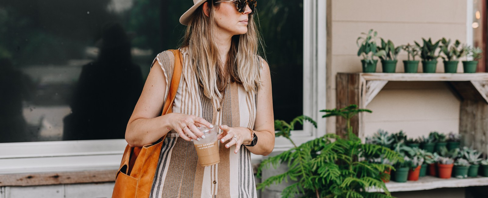 Dressing for Fall While it's Still Summer with The Odell's Shop