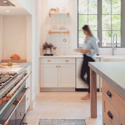 5 Design & Organizing Tips for a Kitchen of Your Dreams