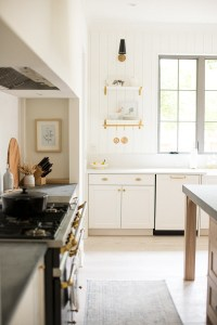 A California Casual Kitchen with a LaCanche Range - Jamie Gernert, Work Your Closet