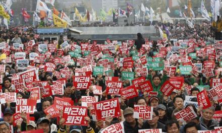South Korea: Samsung raided in political corruption probe