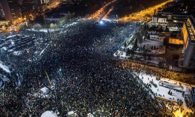 Romania: Biggest anti-corruption rally in decades