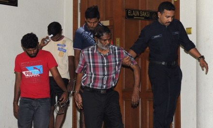 Malaysia: Pathologist jailed 5 years and fined RM7mil; corruption leading to murder.