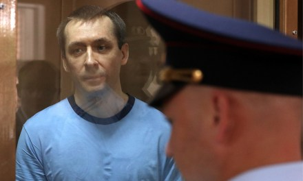 Russia: Former Anti-Corruption Official Sentenced to 13 Years for Bribery