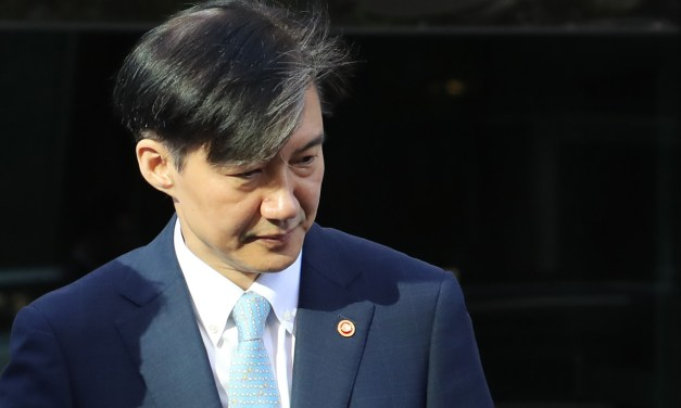 South Korea: Recently appointed Justice Minister Resigns