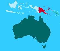 Educational game Oceania