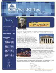 World Gifted Newsletter 37(2)