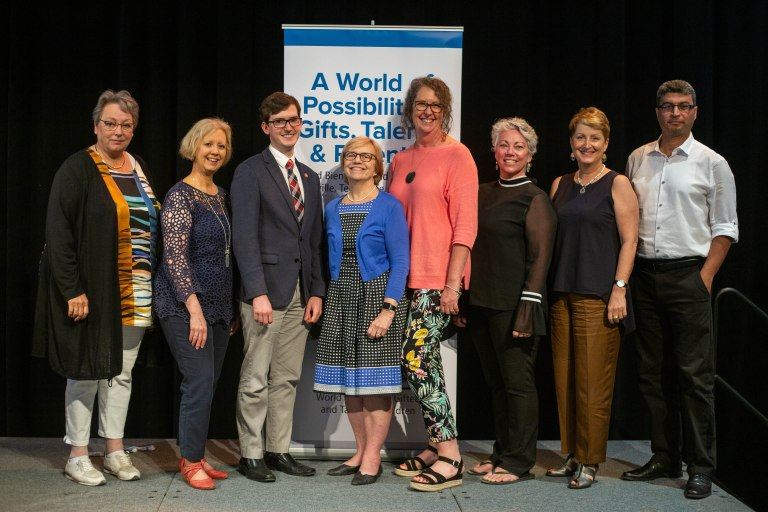 Executive Committee of the World Council for Gifted and Talented Children: 2019 - 2021