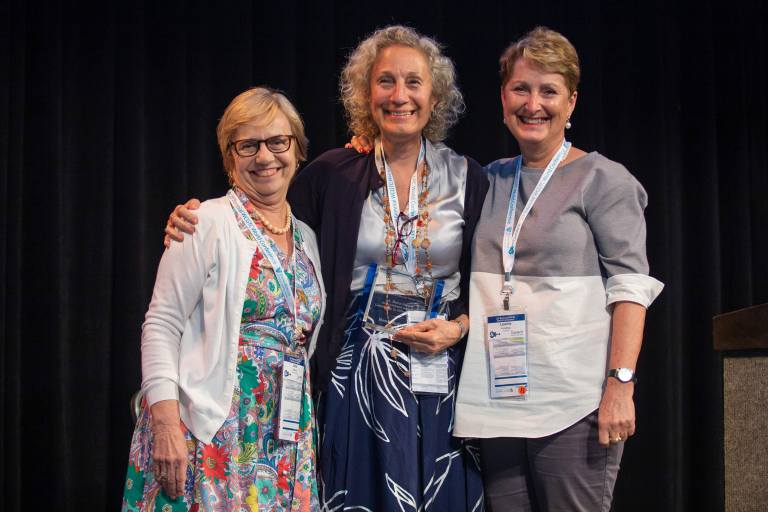 2019 WCGTC World Conference Award Recipient - Rena Subotnik - World Council for Gifted and Talented Children