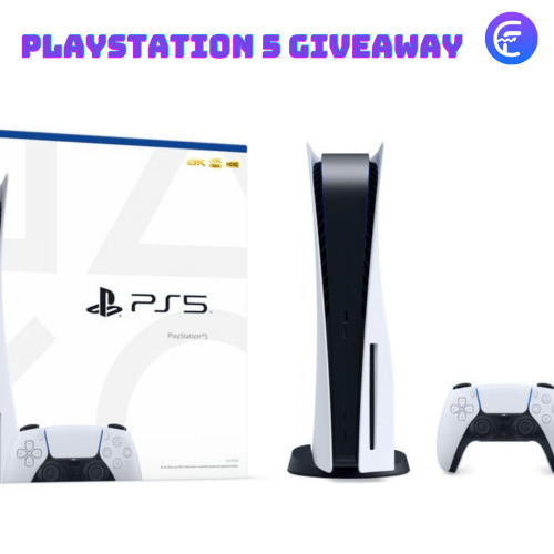 free ps 5 giveaway