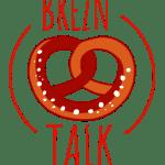 Brezn & Talk Logo für Event