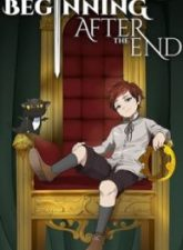 AZ List - the beginning after the end manga cover