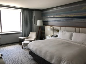 Room at the Loews Minneapolis Hotel