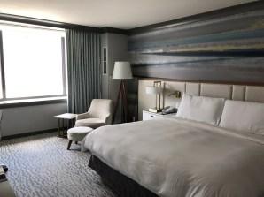 Room at the Loews Minneapolis Hotel