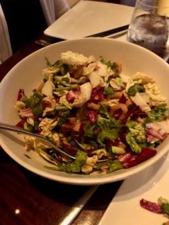 Crispy Calamari Salad: Buddakan in Philadelphia