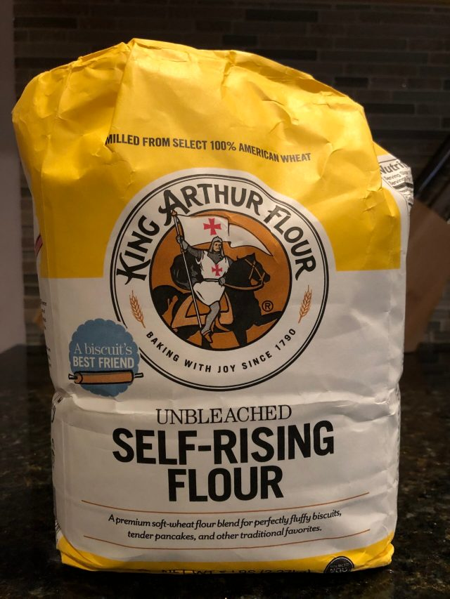 Flour in the Time of Coronavirus:  Self-rising flour