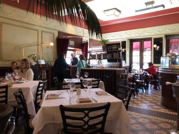 Best Places for Lunch in Napa Valley: Bouchon in Yountville