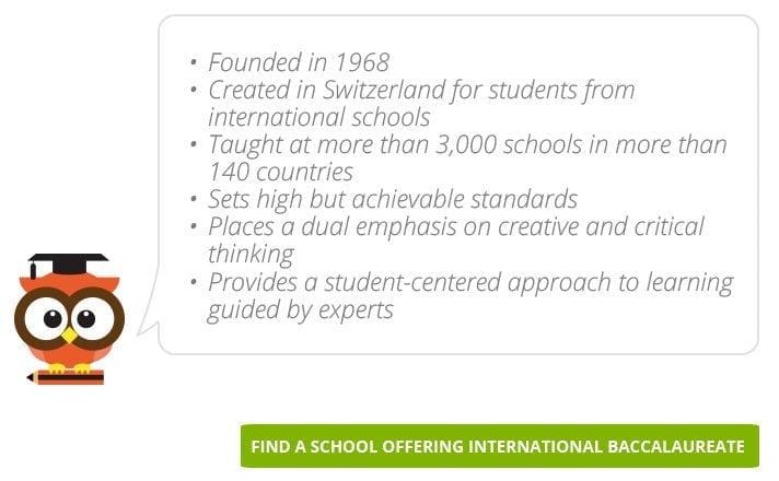 Find Link International Baccalaureate
