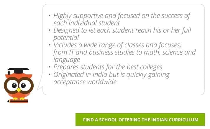 Find Indian Curriculum