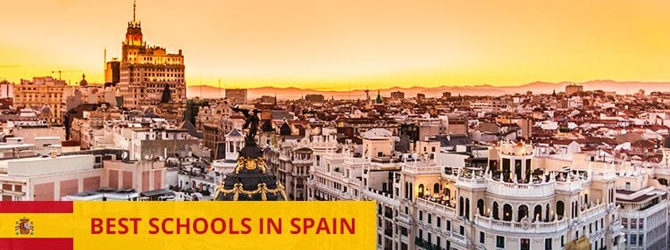 Best International Day & Boarding Schools in Spain