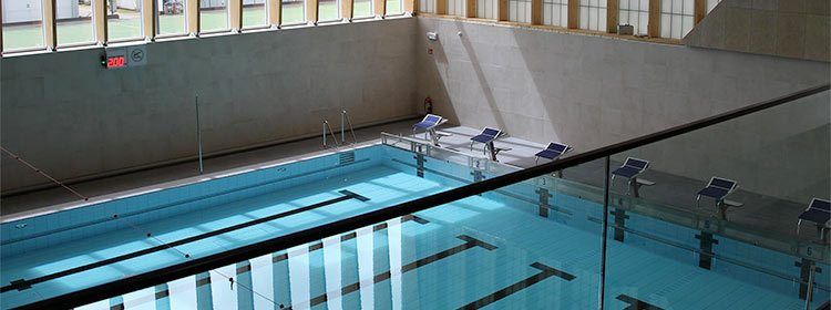 BSB is the first International School in Belgium to have its own swimming pool