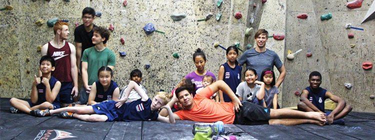 Harrow Bangkok climb for charity