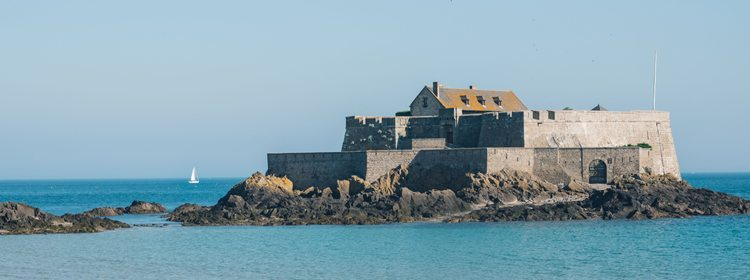Stepping Back in Time in Saint Malo, France